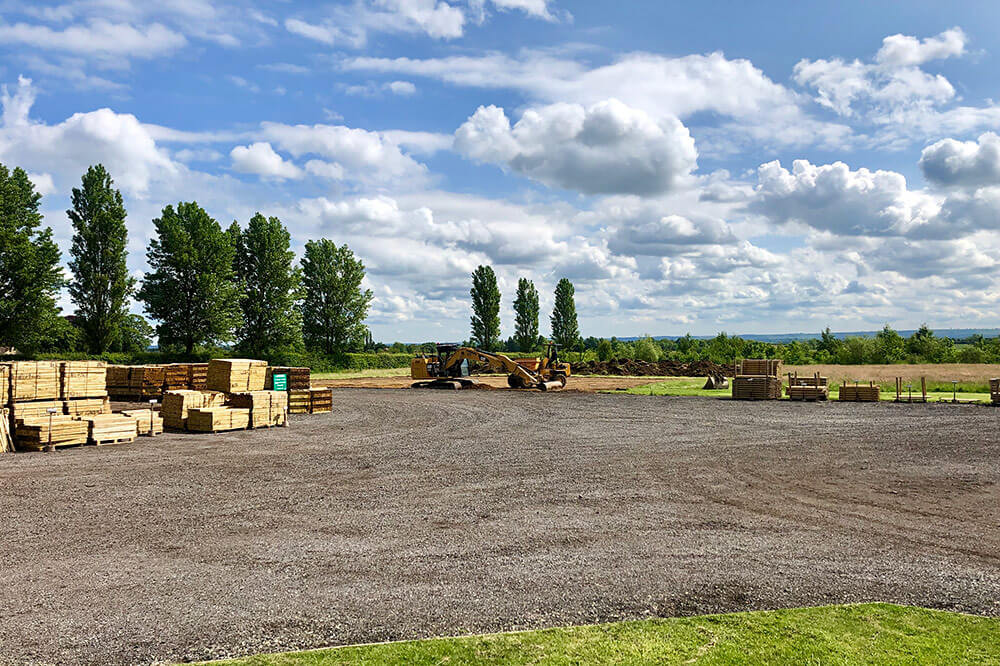 Premises development ahead of the 2019-2020 planting season