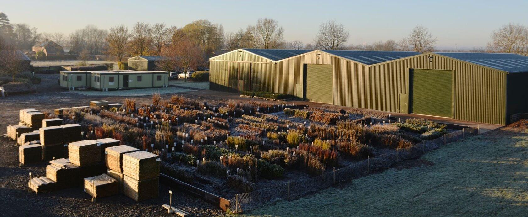 British Hardwood Tree Nursery